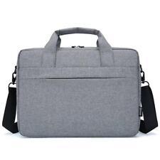 15.6 inch Large Capacity Zipper Laptop Handbag Waterproof Travel Briefcase