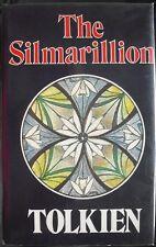 Tolkien, THE SILMARILLION prima edizione assoluta, in inglese 1977