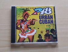 P18 - URBAN CUBAN - CD