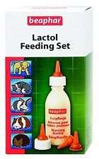 Beaphar Lactol Feeding Set For Dogs, Cats And Small Animals, Nursing Care