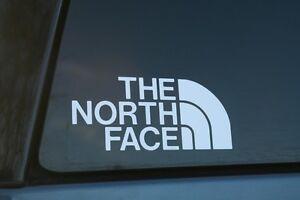 The North Face Die-cut Car Window Sticker! Buy 2 Get 1 FREE ! ! ! !