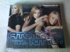 ATOMIC KITTEN - ETERNAL FLAME - UK CD SINGLE