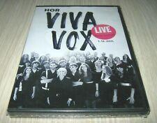 HOR VIVA VOX LIVE DVD KONCERT SAVA CENTAR BEOGRAD 2011