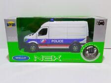 "Mercedes Benz Sprinter ""Police"" appr.1/43 NEW Mint OVP by NEX Welly"