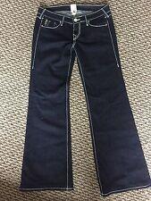 TRUE RELIGION Jeans Women's Bootcut 'Stealth Chloe' Size 29W L31 UK 12