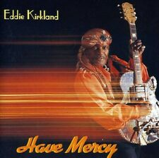 Have Mercy - Eddie Kirkland (1993, CD NEU)