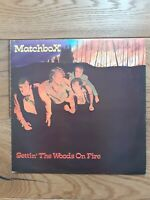 Matchbox – Settin' The Woods On Fire  WIK 10 Vinyl, LP, Album