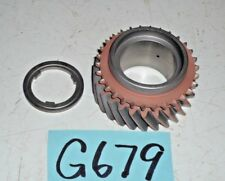 USED OEM  ... '62 - '68 TRIUMPH TR3B - TR4A GEARBOX MAINSHAFT 3RD GEAR   G679