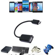 Micro USB  OTG Adaptor Adapter CableCord Lead For Zenithink ZTPAD Tablet PC_x9