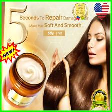 Magical keratin Hair Treatment Mask 5 Seconds Repairs Damage Hair Root Treatment