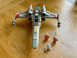 LEGO Star Wars 7140 X-Wing Fighter + BA