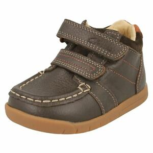 Clarks Boys Casual Ankle Boots Crazy Dig