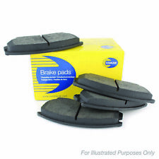 Fits Mitsubishi Space Star Genuine Comline Rear Brake Pads