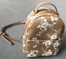 Fiorelli Cora Backpack Bag Balmoral Floral Beige Print