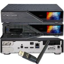 ➨ Dreambox DM920 UHD 4K 1x DVB-S2 DUALTuner E2 Linux PVR + 1TB HDD + WLAN NEU ✅