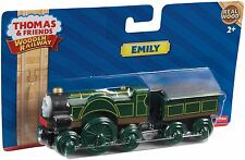 Fisher Price Thomas & Friends WOODEN RAILWAY Train Emily 100% Authentic Wood