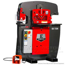EDWARDS 55 Ton  Ironworker IW55 IN STOCK! READY TO SHIP!