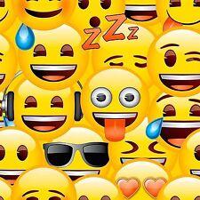 Papel pintado Debona Oficial Emoji Diseño Novedoso Infantil/Habitación Infantil