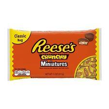 Reese's Crunchy Peanut Butter Cups Miniatures 311g
