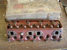 NOS OEM Ford 1952 1953 Large Truck Cylinder Head 317ci