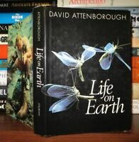 Attenborough, David LIFE ON EARTH A Natural History 1st Edition 5th Printing