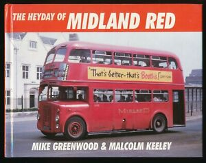 Bus Book, The Heyday of Midland Red