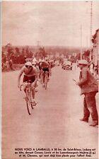 1938  --  PASSAGE DU TOUR DE FRANCE A LAMBALLE   3K806