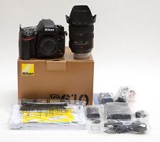 Nikon D D610 24.3 MP Digital SLR Camera + 24-120mm f/3.5-5.6G VR Kit (USA Model)