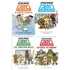 Star Wars Jedi Academy Collection 4 Books Set Return of the Padawan Paperback