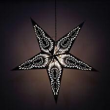 Estrella De Papel Colgante Lámpara Luz Lámpara De Navidad Festivo Decoración Estrellas Latern