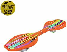 Langs Japan Lipstick Deluxe Mini Orang Caster Board WAVEBOARD F/S DHL from japan