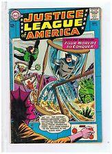 DC Comics Justice League Of America #26 VG/F+ 1964