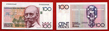 "Banconota Belgio 100 Francs ""H Beyaert"" (p142a) FDS"
