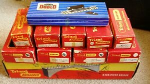 Joblot of Empty Triang/Hornby Boxes