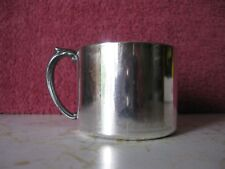 E.P.C. SMALL (CHILD'S) SILVER PLATED CUP