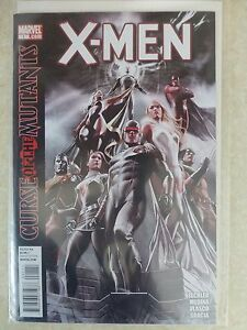 """X Men Curse Of The Mutants Issue 1 """"First Print"""" Read Once - 2010"""