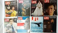 Lot of 19 LIFE Magazines 1970s thru 1980s Not Complete Series