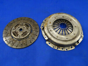 "Ford Mustang 11"" Exedy Clutch Good Used Take Off"
