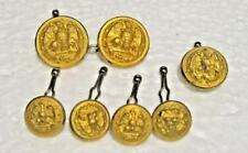 COLLECTIBLE WWll BRASS US NAVY OFFICERS BUTTONS VAN GUARD CORP