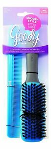 GOODY - Straight Talk Smooth Style Brush & Comb Combo - 1 Set