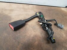 FORD  TERRITORY SX L/HAND FRONT PASSENGER SEAT BELT STALK BUCKLE / PRE TENSIONER