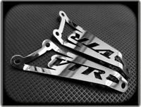 Exhaust Hanger Set for HONDA VTR1000 SP1 - All Years - Polished - VTR 1000