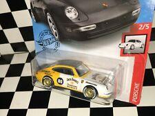 "Hot Wheels 1996 Porsche Carrera - ""JACK DANIEL'S TENNESSEE HONEY"" RR custom"
