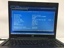Hp Compaq 6710b Laptop 1Gb Ram Intel core 2 duo (no Hdd for parts) lot of 2