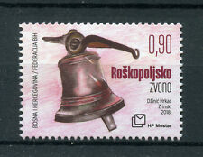 Bosnia & Herzegovina 2018 MNH Rosko Polje Church Bell 1v Set Churches Stamps