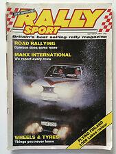 Rally Sport Magazine October 1984
