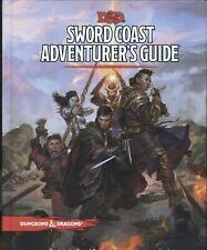 Dungeons & Dragons - Sword Coast Adventurer's Guide - Supplemental Book