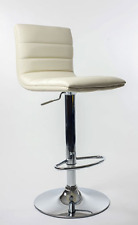 DF Sales Lamboro Aldo Bar Stool - Cream