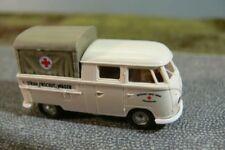 1/87 Brekina # 0748 VW T1 b Pr/Pl DRK Strahlenschutzwagen