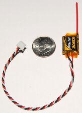 R111XN DSM2 DSMX Micro Satellite Receiver 1.4 Grams Up To 12 Ch. Sat.
